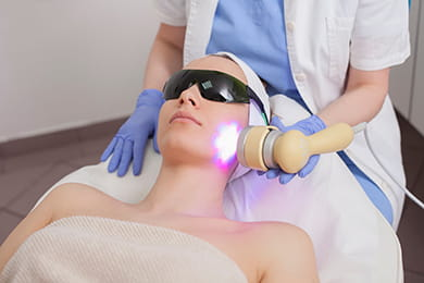 Laser Hair Removal Therapy
