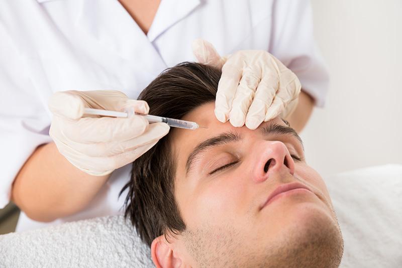 Anti Aging Aesthetic Services Men