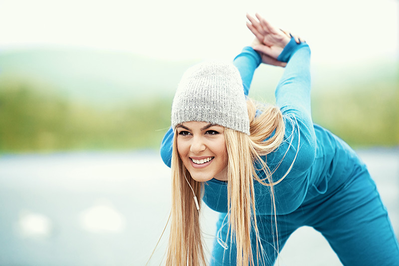 Benefits of a good sweat