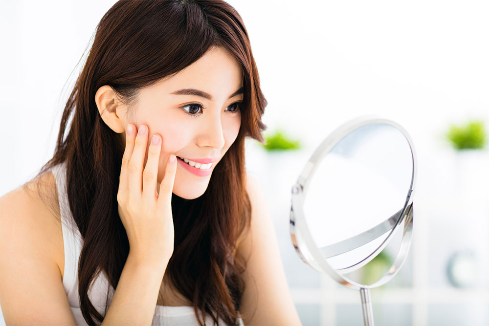 Important nutrients for skin health