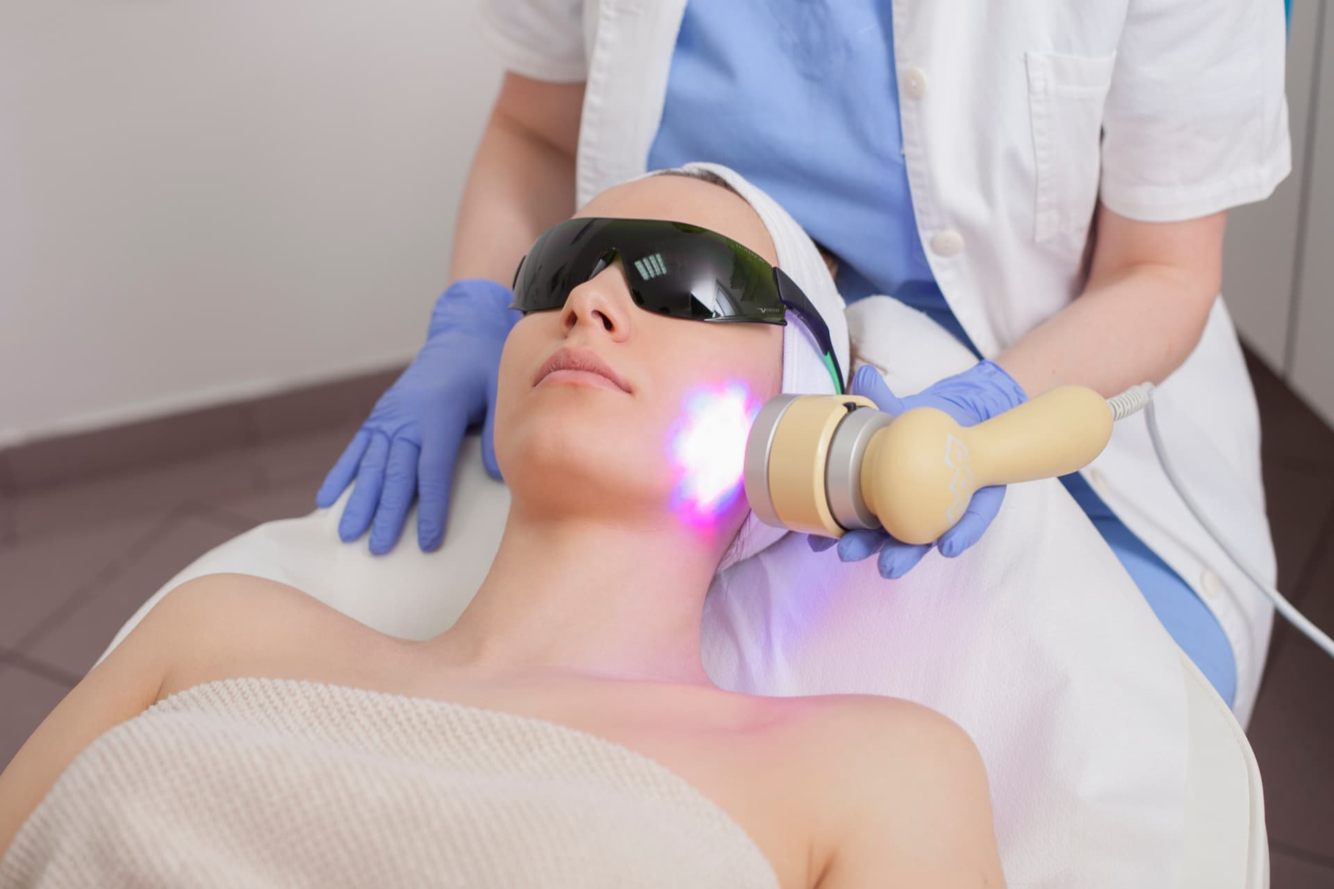 Intense Pulsed Light Therapy